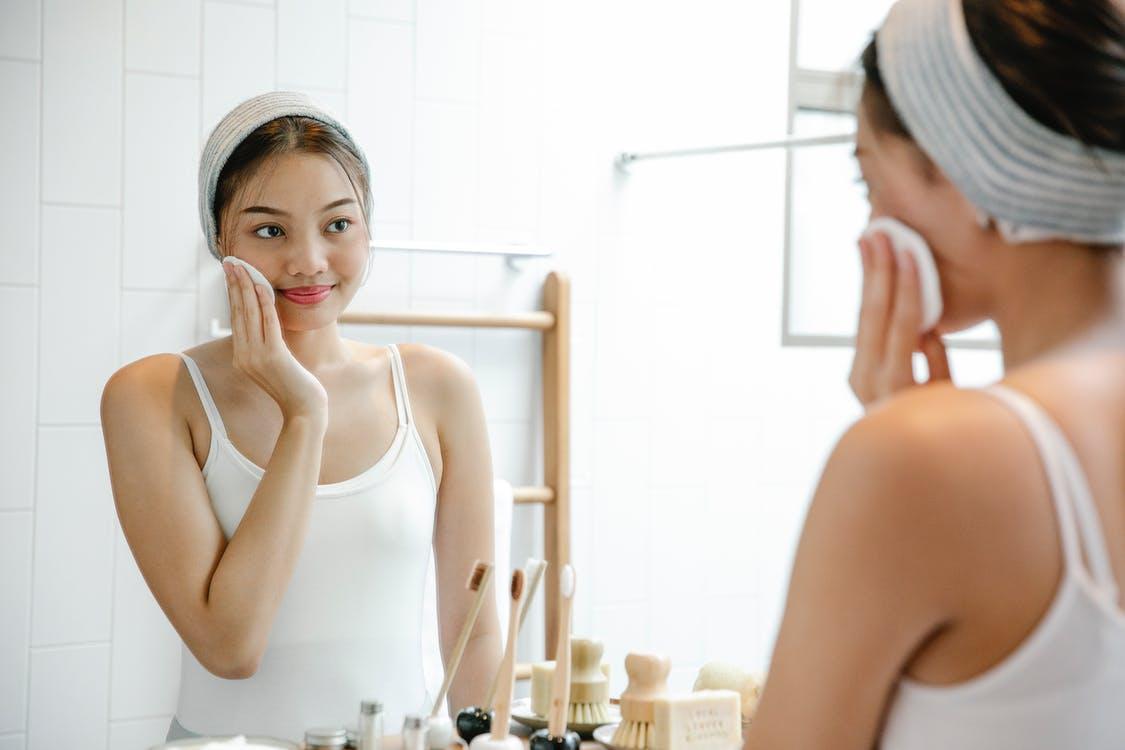 Sådan holder du din hud sund