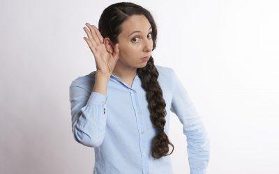Har du problemer med hørelsen?